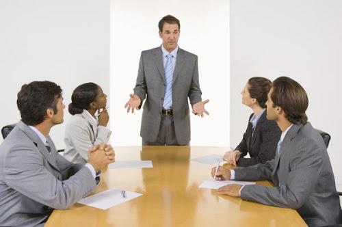 Ứng dụng kỹ năng giao tiếp vào thuyết trình