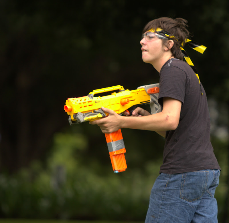 Kelvin Grove war pictures: December 18th   Picture heavy... Nerf%2Bwar%2B068