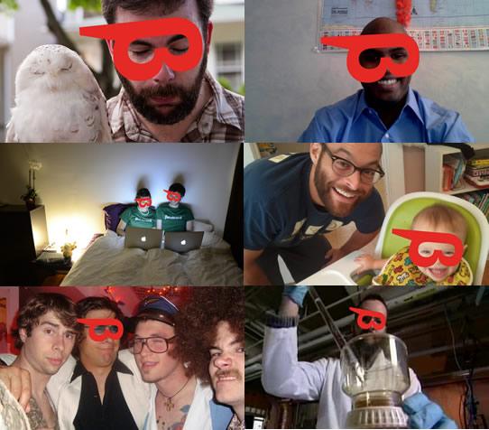 B-Glasses Grid