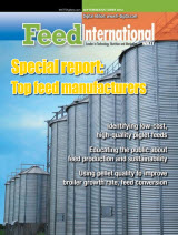 Feed International Cover