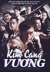 Kim Cang Vương - The Wrath Of Vajra poster
