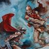 Conan vs the Vanir