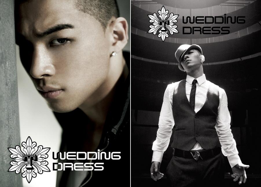 Big Bang TaeYangs Wedding Dress