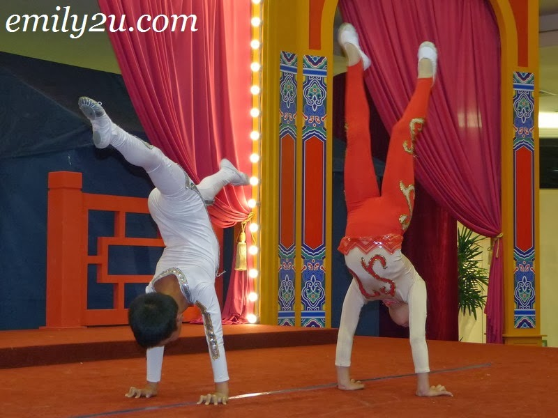 China Acrobatic Show