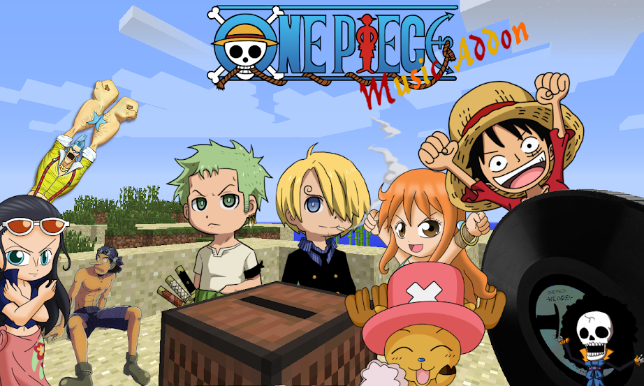 One Piece Music Pack Addon - Resource Pack Discussion ...