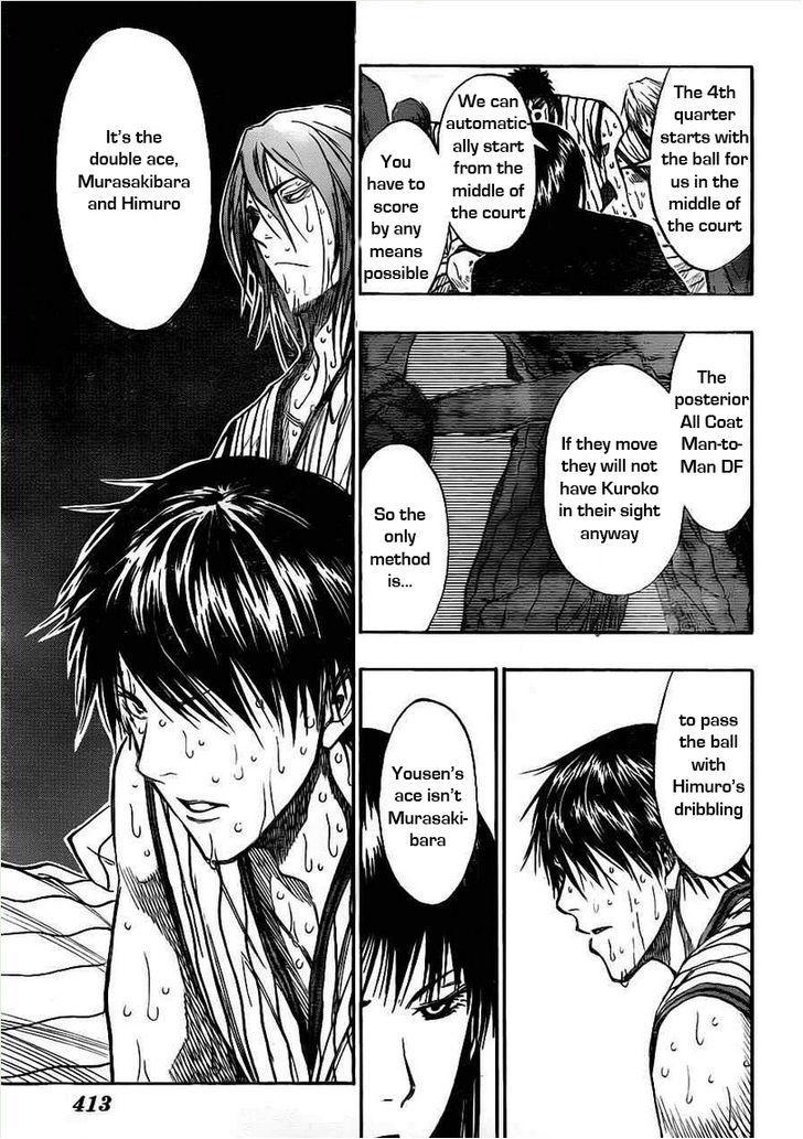 Kuroko no Basket Manga Chapter 160 - Image 09