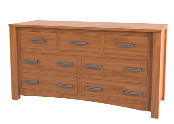 dakota horizontal dresser