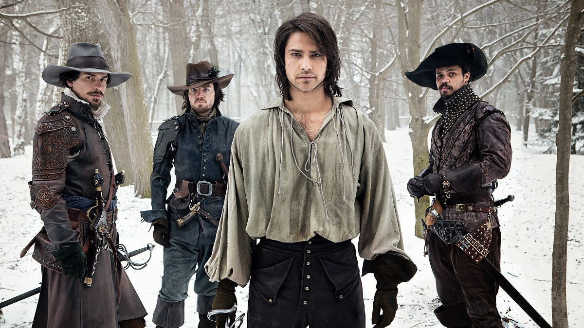 The Musketeers - BBC TV