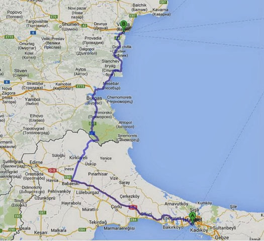 passeando - Passeando pelos Balcãs... rumo à Roménia! - Página 10 Istambul+varna