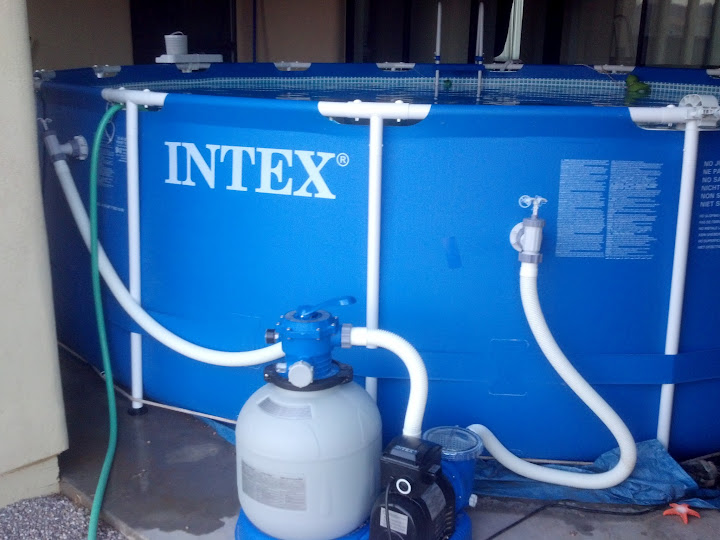 Intex Swimming Pool Pumps