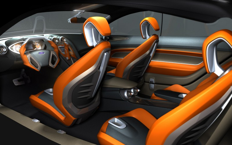 Car Interior Design: Iosis Concept
