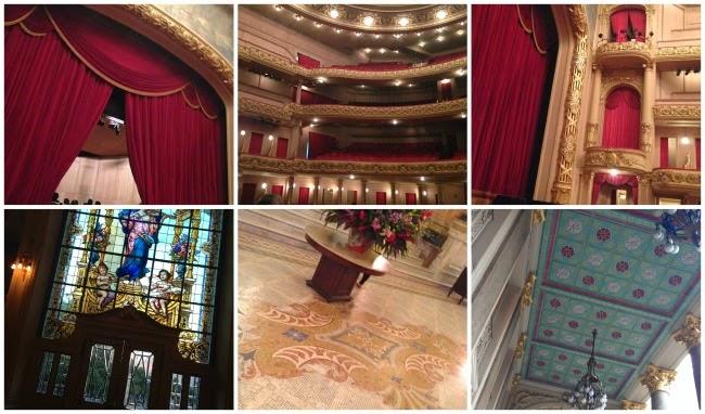 Teatro Municipal visita guiada