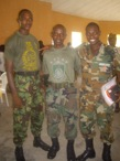 Sierra Leone Preaching Training: Military Chaplains