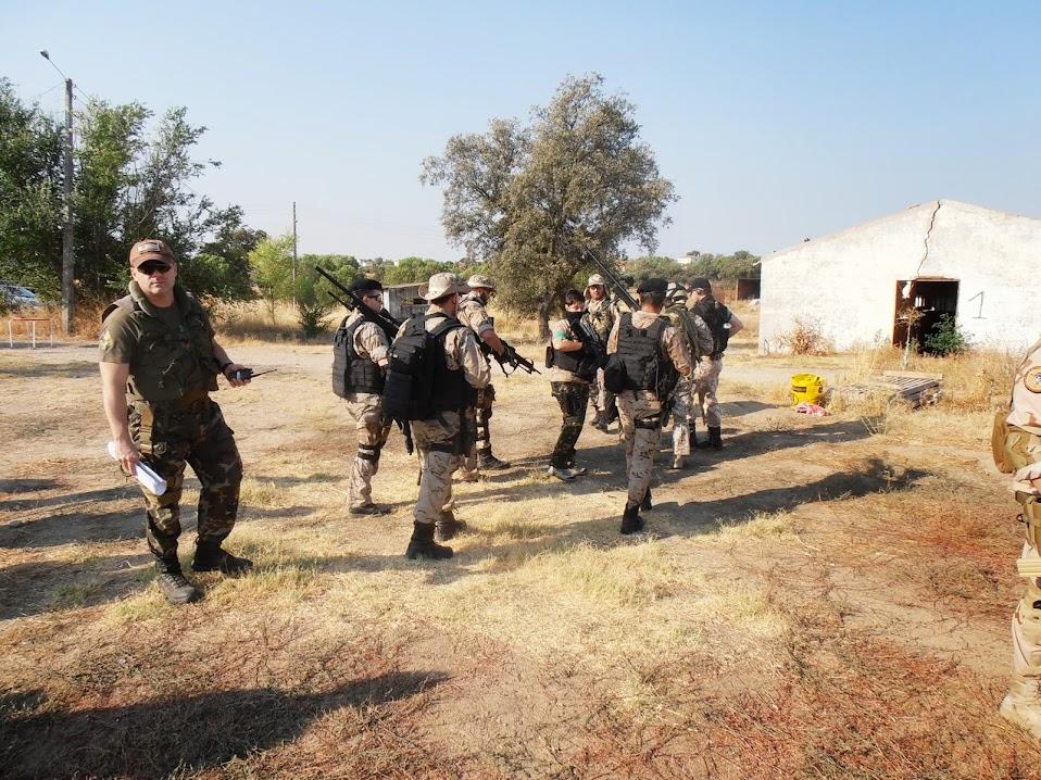 """Fotos de """"Operación Granja"""". 25-08-13. P8250006"""