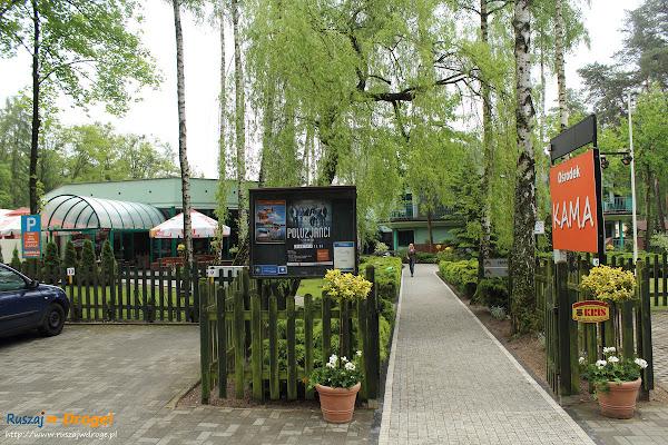 Ośrodek KAMA w Sierakowie