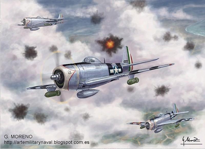 Escuadrón 201 FAM en la Guerra del Pacífico