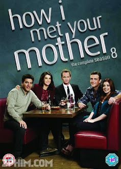 Khi Bố Gặp Mẹ Phần 8 - How I Met Your Mother Season 8 (2012) Poster