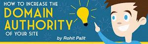 Hướng dẫn 50 Cách SEO làm tăng Domain Authority website của bạn !
