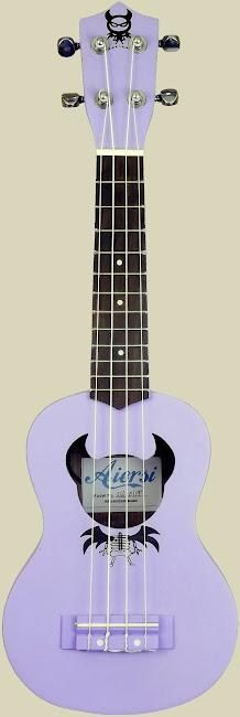 Aersi Demon Soprano ukulele