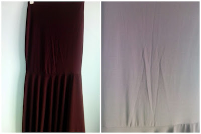 Skirt Mermaid Coklat