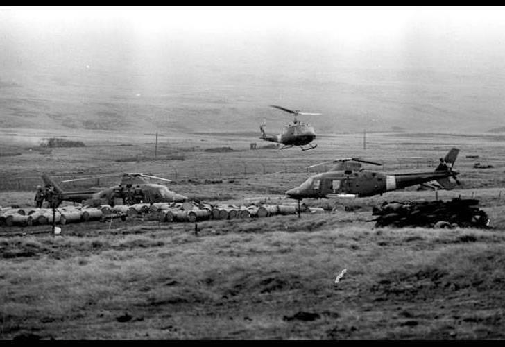 agusta A-109A en el ejército argentino