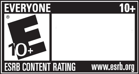Les Rated E10 Everyone 10 And Older Have Content That May Be Suitable For Ages In This Category Contain More Cartoon