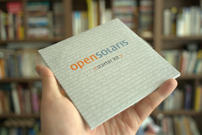 OpenSolaris Starter Kit