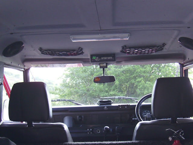 Defender2 Net View Topic Sagging Roof Lining