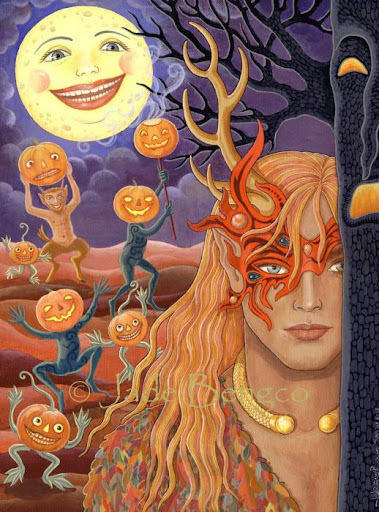 Chant For Samhain Image