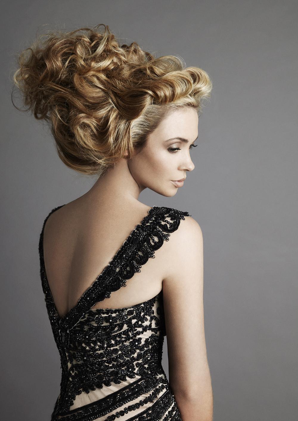 Súper fácil imágenes de peinados Fotos de los cortes de pelo de las tendencias - Peinados Extravagantes De Pasarela