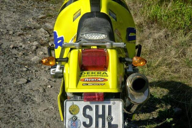 www.hessler-motorsport.de - HRT Heckumbau SR 41 / SR 42