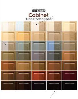 Rust-Oleum Cabinet Transformations Colors