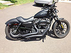 2012 HARLEY DAVIDSON 883 IRON LIKE NEW