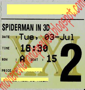 Reviews The Amazing Spider Man 3d 2012 Mrpblog From Fanboy