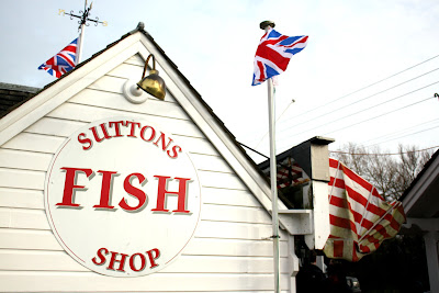 Suttons Fish Shop in Winchelsea