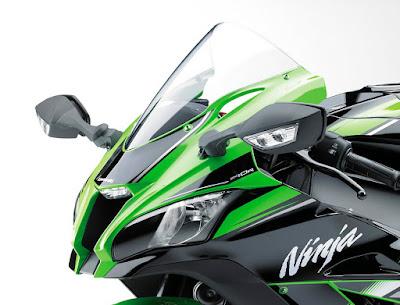 Kawasaki Ninja ZX10R ABS 2016 Nhập Khẩu Châu Âu