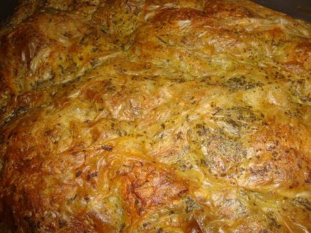 сербская пита - српска пита
