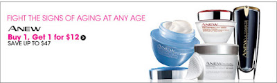 ANEW Sale-Fight the Signs of Aging with AVON