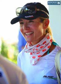J/70 sailor Heather Gregg-Earl