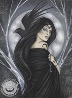 Badb Irish Goddess Of War Image