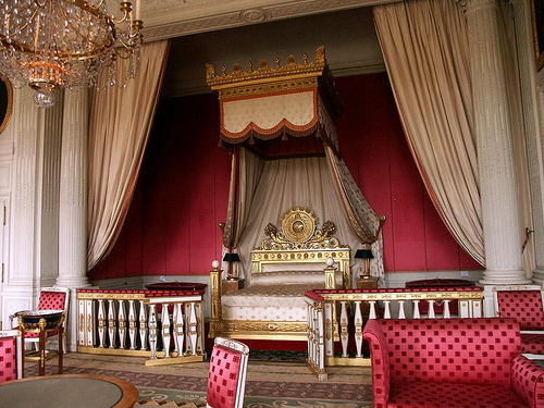 Proyecto integrado dise os de camas - Dormitorio barroco ...