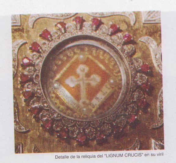 viril del lignum crucis