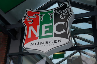 N.E.C. football club logo