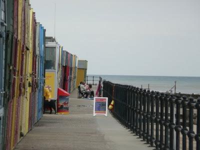 Mundesley Beachhuts