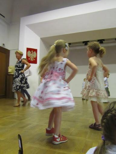 marianka tańczy