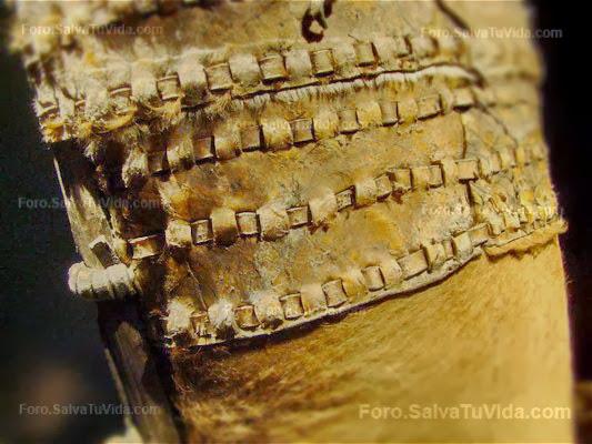 Museo Marq Alicante - Hallstatt el reino de la sal DSC09531