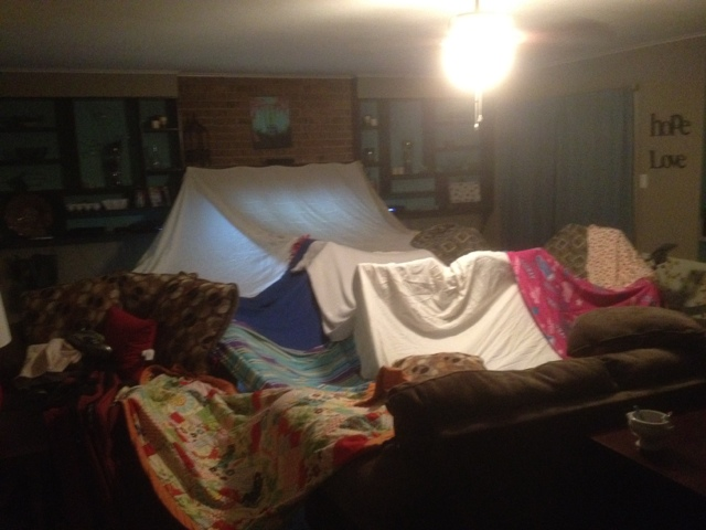 Not So Homemade Forts Arent Just For Kids