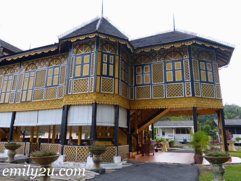 Perak Royal Museum (Muzium Diraja Perak)