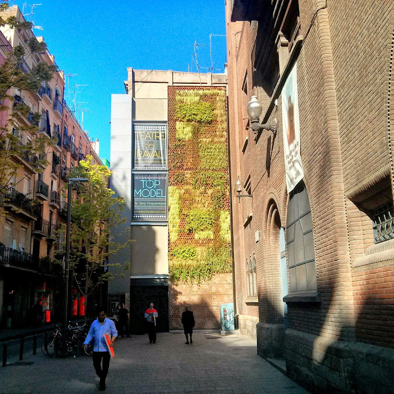Jardí vertical Barcelona