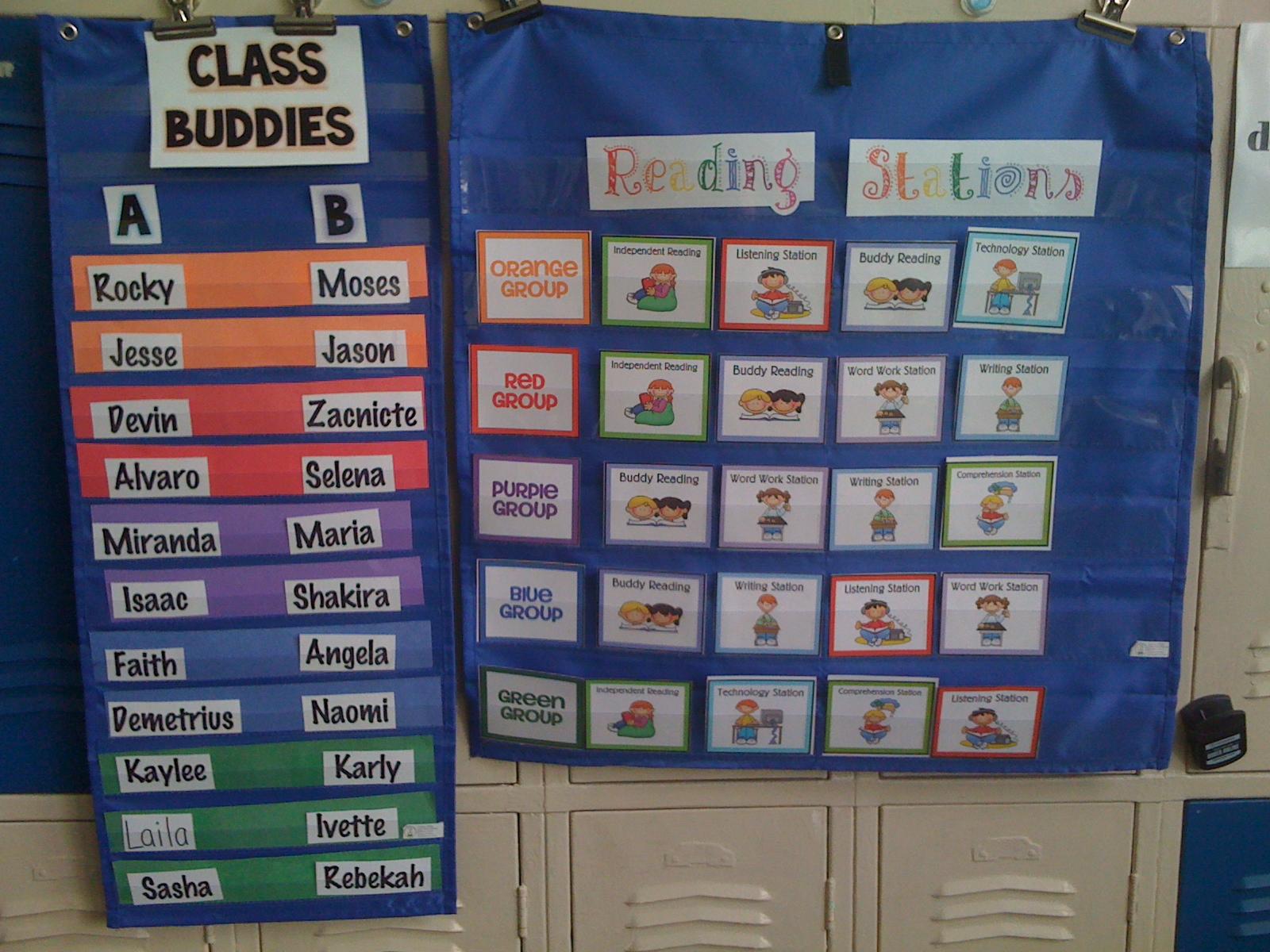 IMG 0364 - Kindergarten Reading Centers